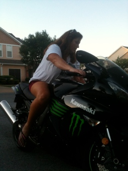 Scariest motorcycle ever
